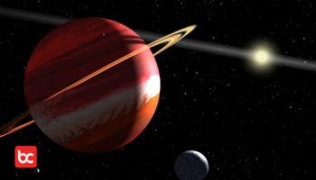 Planet Luar Angkasa Punya Emas dan Berlian?