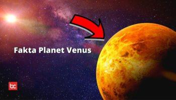 Venus Planet Terpanas di Tata Surya, Kenapa Bisa?