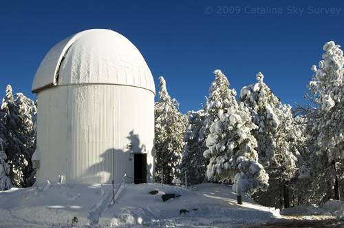 CSS atau dikenal dengan Catalina Sky Survey