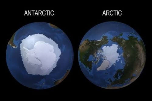 Antartic & Arctic - Zaman Es