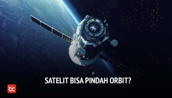 Apakah Satelit Berpindah Tempat?