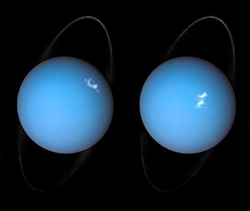 Gunawan, Penamaan Planet Uranus