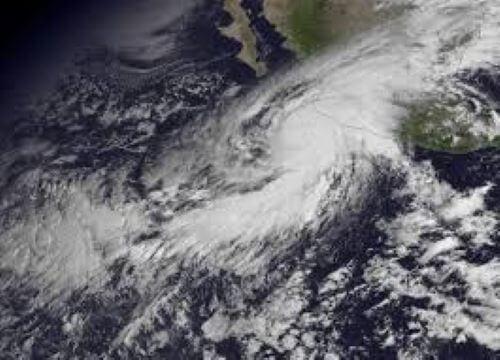 Badai Patricia