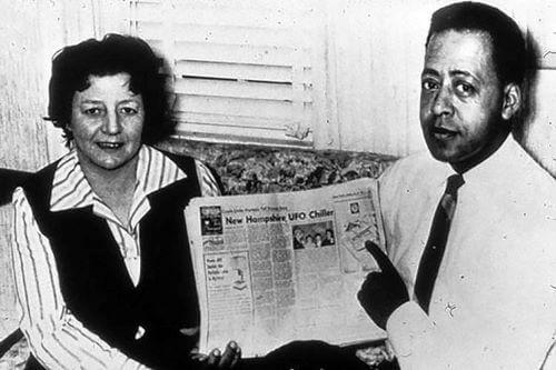 Betty and Barney Hill - Apakah Alien Itu Ada di Jagad Raya?