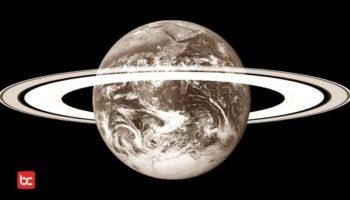 Jika Bumi Bercincin Seperti Saturnus Begini Jadinya
