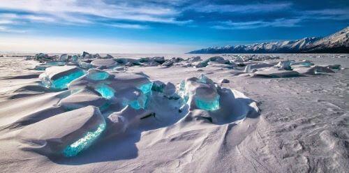 Danau Baikal Rusia - Tempat Wisata Dunia