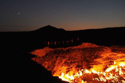 Door to Hell - Tempat Wisata Dunia