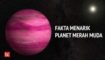 Gliese 504b – Fakta Menarik Planet Merah Muda