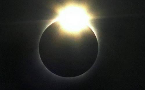 Corona Matahari awal dari hujan matahari