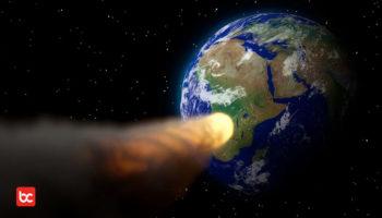 Ini yang Terjadi Jika Bumi Bertabrakan dengan Asteroid