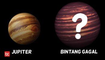 Jupiter Itu Planet Atau Bintang Gagal?