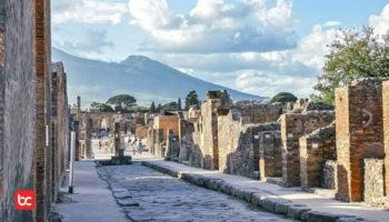 Kisah Pompeii Kota yang Terkubur Ribuan Tahun