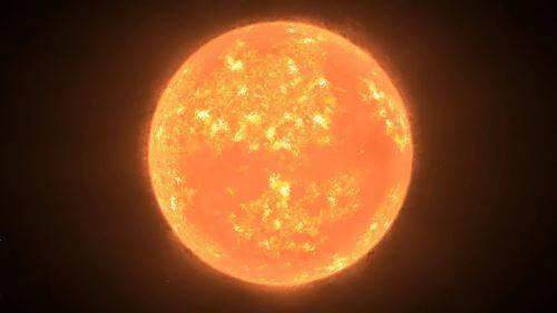 MU Cephei Bintang Terbesar