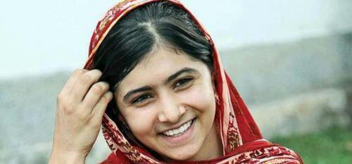 Malala Yousafzai - Wanita Cerdas
