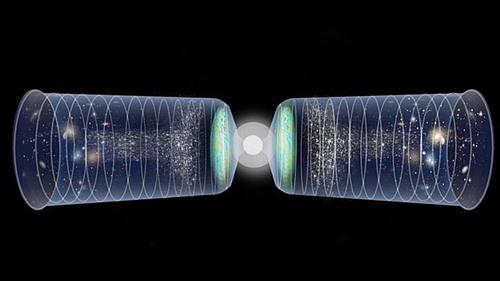 Singularitas menutup kemungkinan kita bisa ke dimensi lain
