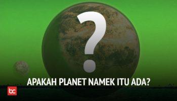 Planet Namek di Alam Semesta! Beneran Ada lho!