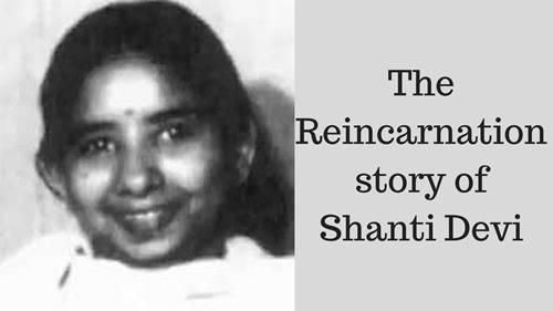 Ludgi yang menjadi reinkarnasi Shanti Devi