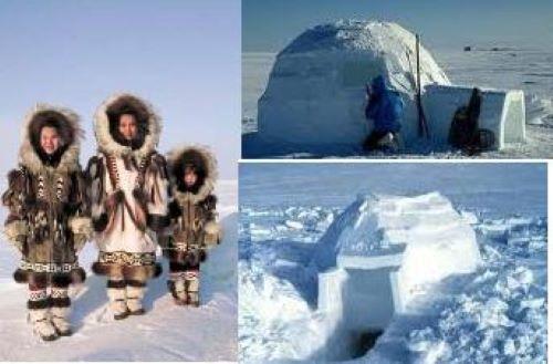 keunikan Suku Inuit
