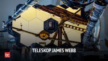 Teleskop James Webb Pengganti Teleskop Hubble