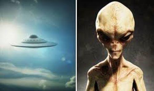 Apakah Alien Itu Ada di Jagad Raya? - UFO-Alien