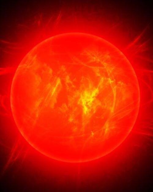 VV Cephei A Bintang Terbesar