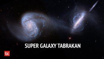Jika Galaksi Bimasakti dan Andromeda Tabrakan