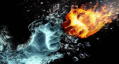 di Planet Gliese 436b ada Es yang tetap panas meskipun suhu di sekitarnya sangat panas