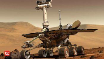 Benarkah Telah Ditemukan Tulang Manusia di Mars?