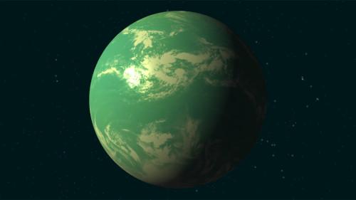 Planet Namek di Alam Semesta!