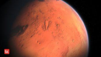 15 Foto Aneh di Mars, Ada Batu Berbentuk Wajah Dewa!