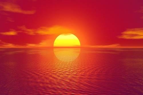Fakta astronomi bahwa Matahari ini memiliki kekuatan energi setara Bom Nuklir
