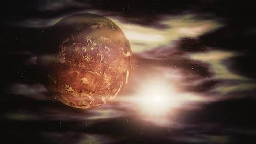Planet Venus Fakta Astronomi bahwa planet ini memiliki titik dingin