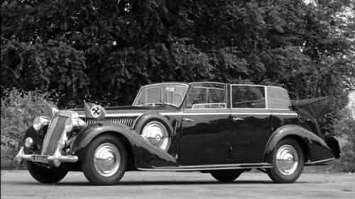 Mobil Fiat Torpedo juga peninggalan zaman Hitler