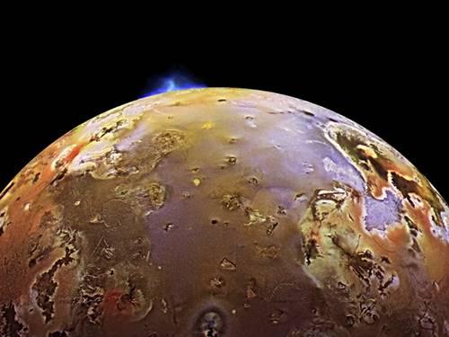 Satelit alami Io Milik Planet Jupiter