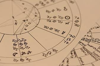Bagan ramalan astrologi