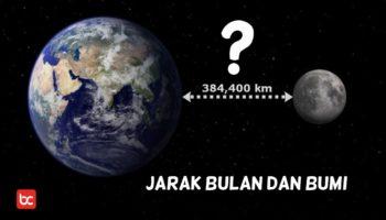 Bulan Menjauh Dari Bumi? Apa Bulan Marah?
