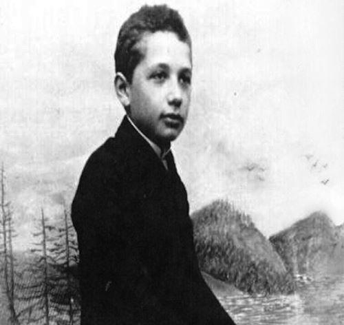 Little Albert Einstein