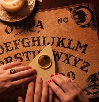 Ouija Board - Permainan Uji Nyali