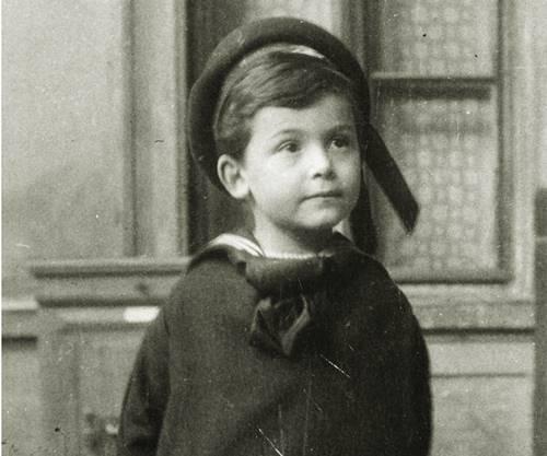 William James Sidis saat masih kecil sudah jadi anak ajaib