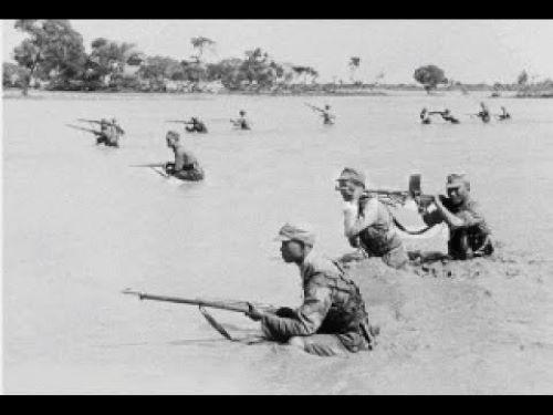 Sungai Kuning 1938 - Banjir Paling Dahsyat