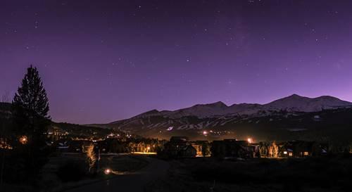 jepretan Michael J Bauer tentang breckenridge Colorado