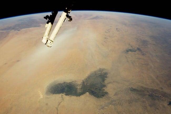 Foto terbaik dari ISS
