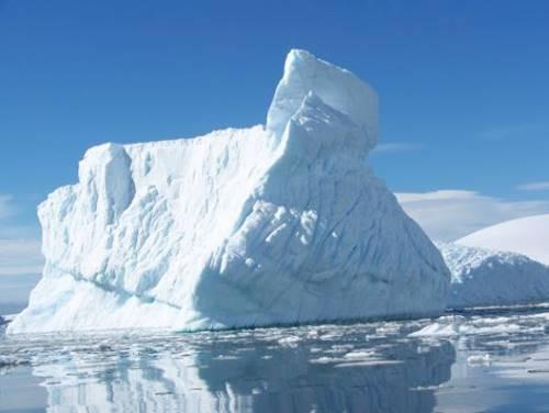 lapisan lumpur Antartika bagian Bumi utara ini juga ada kehidupan