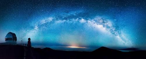 pemandangan alam di Hawaii indah banget
