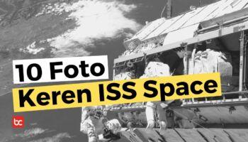 10 Foto Terbaik dari ISS, Ada Foto Star Wars?