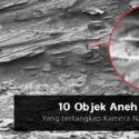 Kamera NASA Yang Menangkap 10 Objek Aneh!
