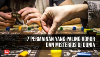 7 Permainan yang Paling Horor dan Misterius di Dunia