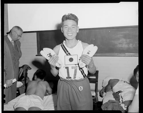 pemuda Jepang malah menjadi juara marathon pasca bom atom di Jepang
