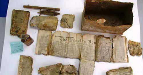 Harta Terpendam Ditemukan di Scotlandia