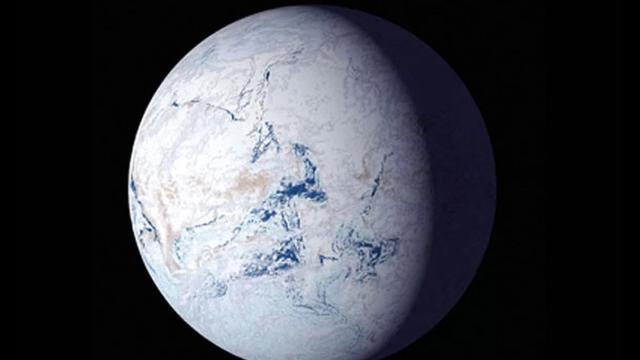 Bumi Akan Membeku